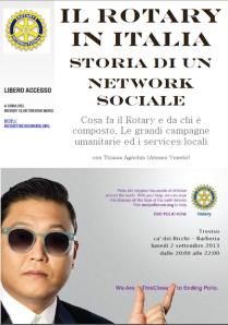 flyer Il Rotary in Italia TV 2-9-13