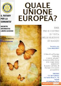 flyer EUROPA 24-2-14