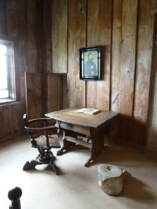 stanza Lutero